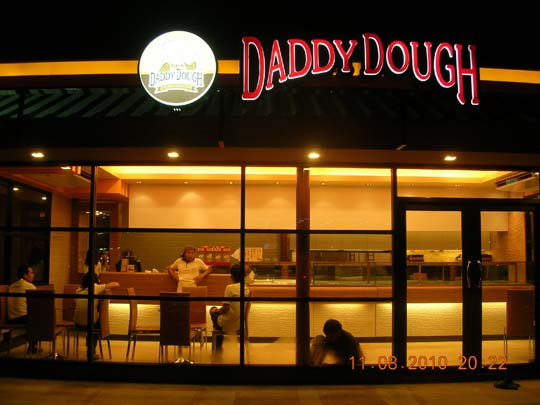 DADDY DOUGH